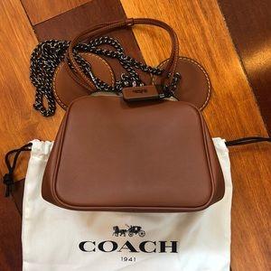 Disney x Coach Mickey Kisslock Bag